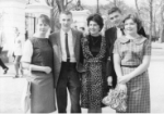 Senior Class Trip Washington DC 1961