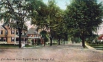 Elm Ave. early 1900's