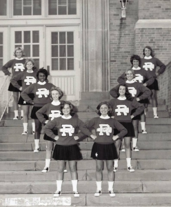 Rahway High Cheerleaders