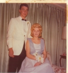 Prom 1964 Grace Gurval 65  and George Smith 64