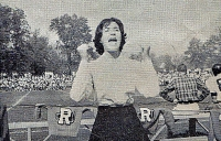 Andrea Hollander RHS Cheerleader '61-'64