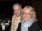 Ron Nusse ('64) and Geri Curti Ascolese ('64)....'64 Supper Club