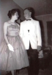 Junior Prom 1960  Lloyd Simola and June Williams