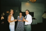 Gail Beam, Patty Geiger & Russ Curry