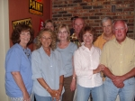 '64 Supper Club Gang, 8/8/08.  Patti, Geri, Jean, Arlene, Cliff, Barbara, Ronnie, & Wilson.