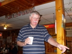 Dave Bullock ('64) at the VFW.