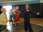 Sandy Stark's dance solo  (Saturday luncheon)