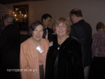 Charlene Holder Wilson and Barbara Ruppert Kipp