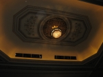 2012 Lloyd Garrisons tour Rahway Theatre-beautiful ceiling