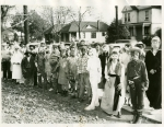 Sixth Grade, Halloween 1958, Grover Cleveland School. Compliments of Bill Koczan